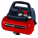 Einhell TH-AC 190/6 OF Druckluft-Kompressor Kessel-Inhalt 6 l 8...