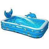 VOXON Inflatable Swimming Pool, Padding Pool Swim Centre Pools...