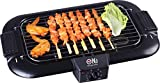 Smokeless Electric Grill BBQ Barbecue BBQ 2000W with Thermosta