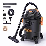 TACKLIFE Wet and Dry Vacuum, 1000W 18.9L Cleaner 3 in 1, 5.5Peak...