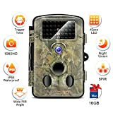 Crenova 20MP 1080P HD Wildlife Hunting Trail Camera Include 32GB...