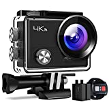 APEMAN Action Camera A77, 4K 20MP WiFi Sports for Vlog Underwater...