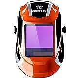 DEKO Solar Powered Welding Helmet Auto Darkening Professional...