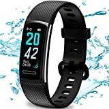 TEMINICE High-End Fitness Trackers HR, Activity Trackers Health...