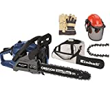 Einhell 4501641 Petrol Chainsaw Kit Including Carry Case with...