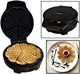 Voche 1000W Electric Waffle Maker - Home Waffle Making Machine...