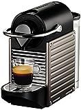 Krups - YY1201FD - Nespresso Pixie Machine à Espresso - Titane
