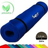 Movit Pilates Gymnastics Mat, Phthalate-free, SGS-tested, L 190cm...