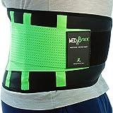 Back Support Brace, Lower Lumbar Belt MEDiBrace II (Medical...