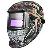 Welding Helmet, Auto Darkening Welding Mask, Roeam Safety Masks...