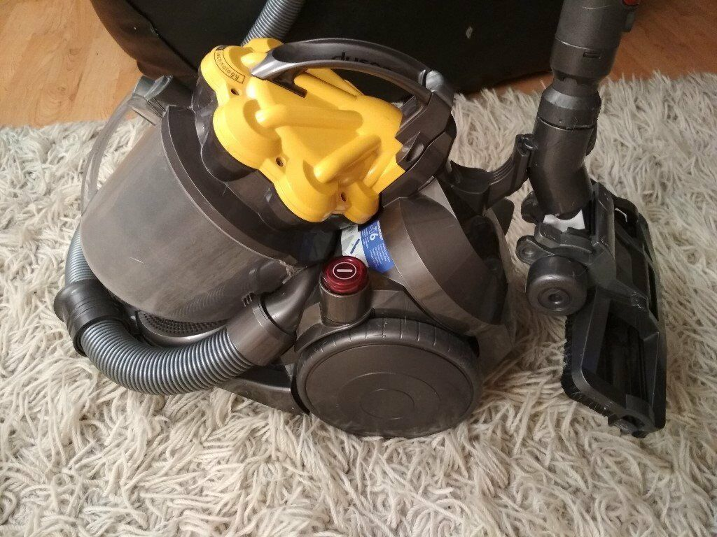Dyson DC19T2 Multi Floor Cylinder Vacuum Cleaner