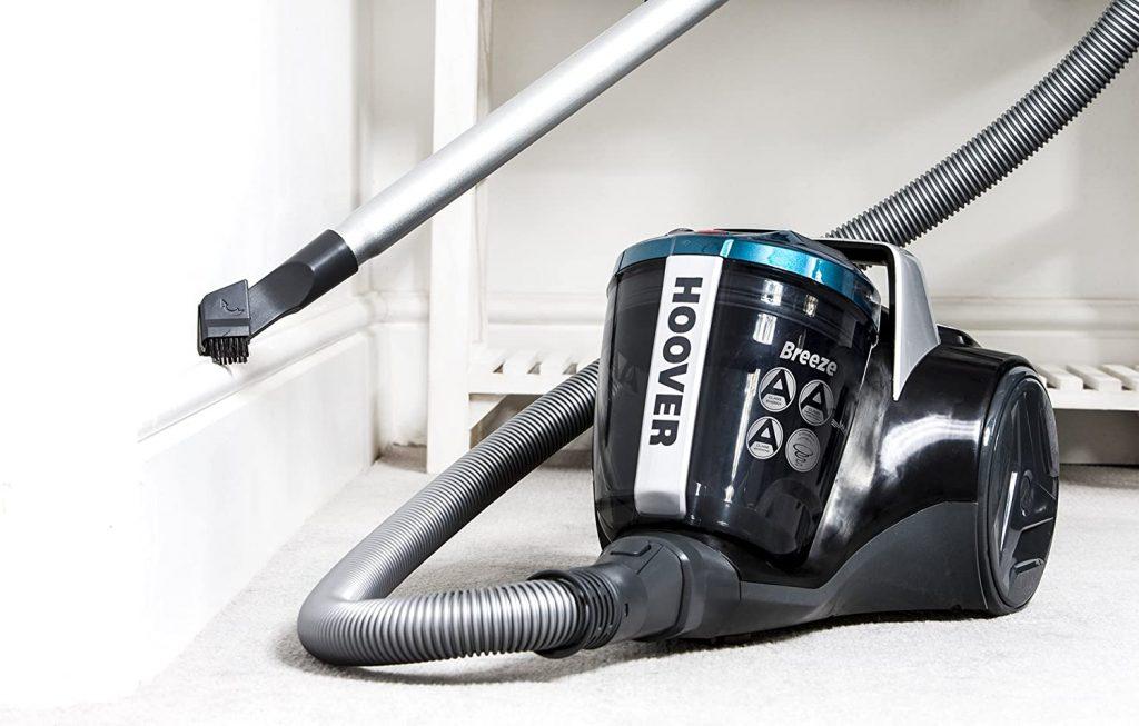 Hoover Breeze Bagless Cylinder Vacuum Cleaner,
