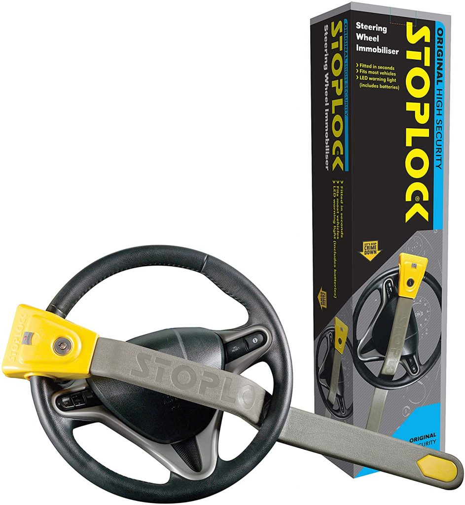 Stoplock HG 134-59 Original Steering Wheel Lock
