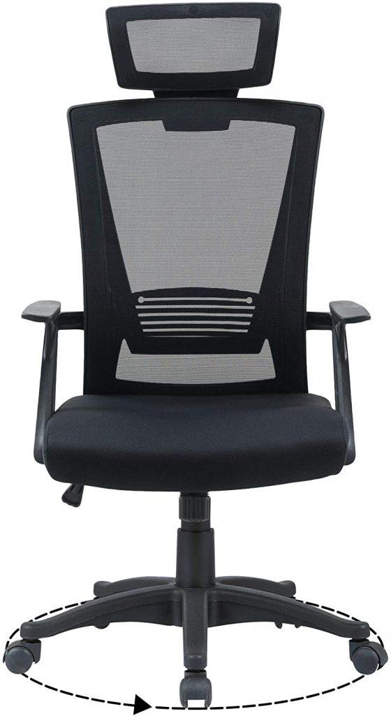 Olsen & Smith Ergonomic Mesh Chair
