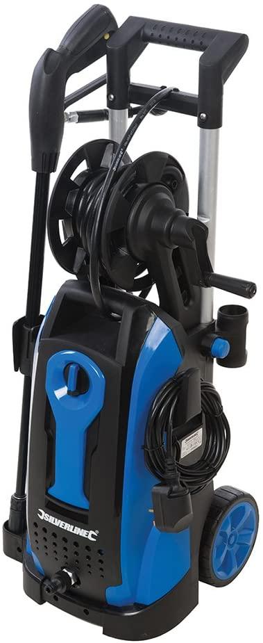 Silverline 943676 165bar High Pressure Washer